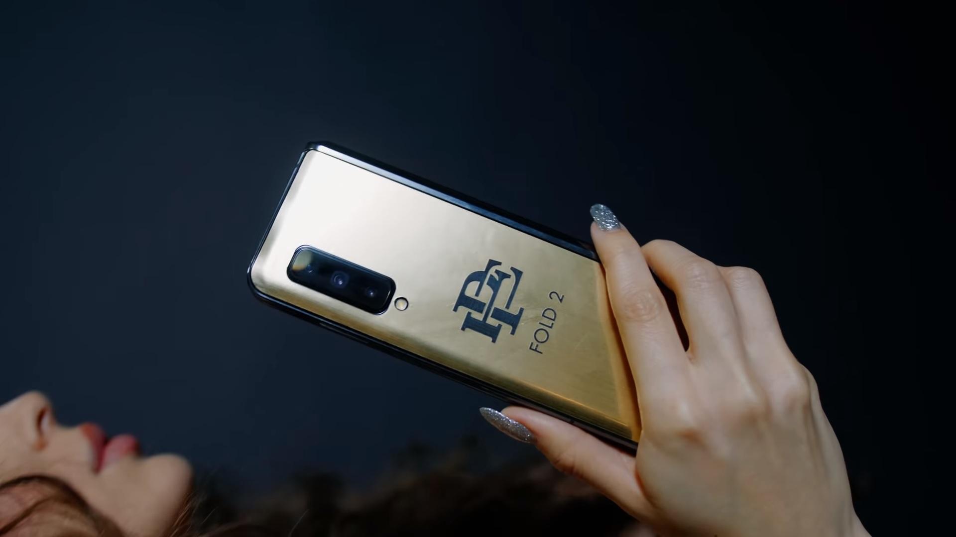 składany smartfon Escobar Fold 2