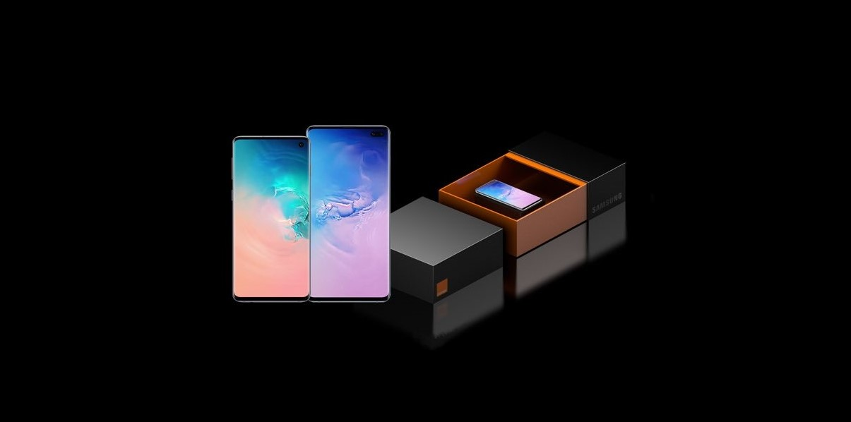 Ciekawa zabawa Orange: kupując Samsunga Galaxy S10, możesz znaleźć w pudełku Galaxy S10+ 14