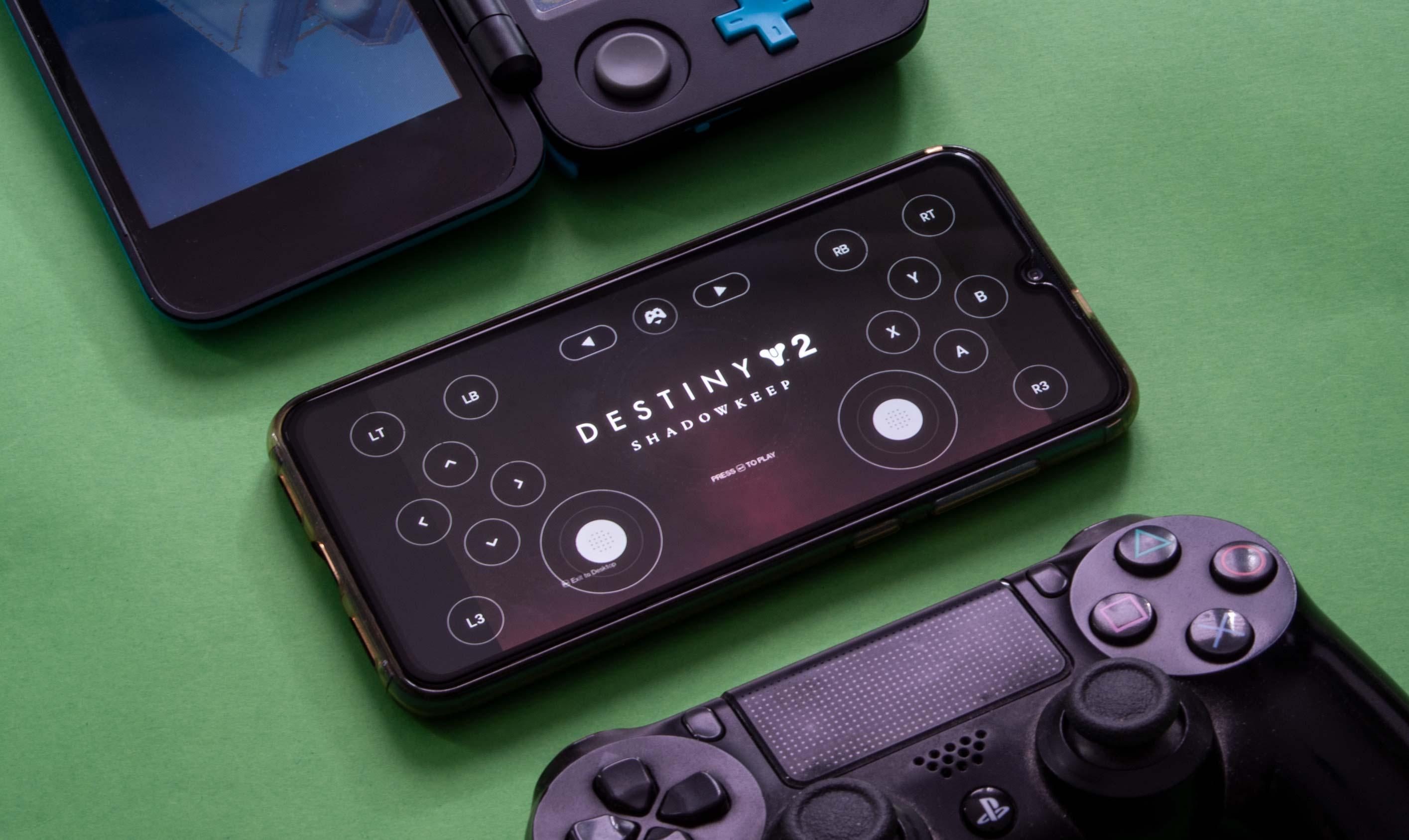 GeForce Now Destiny 2