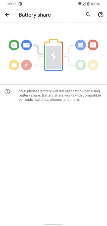 Dzięki Androidowi 11 poznaliśmy jedną z funkcji Google Pixel 5 16