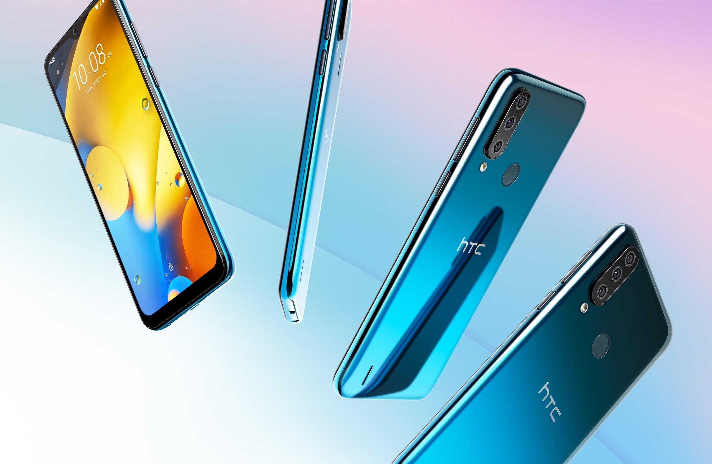 Desire 20 Pro będzie ratował dobre imię HTC, lub to co z niego zostało 23