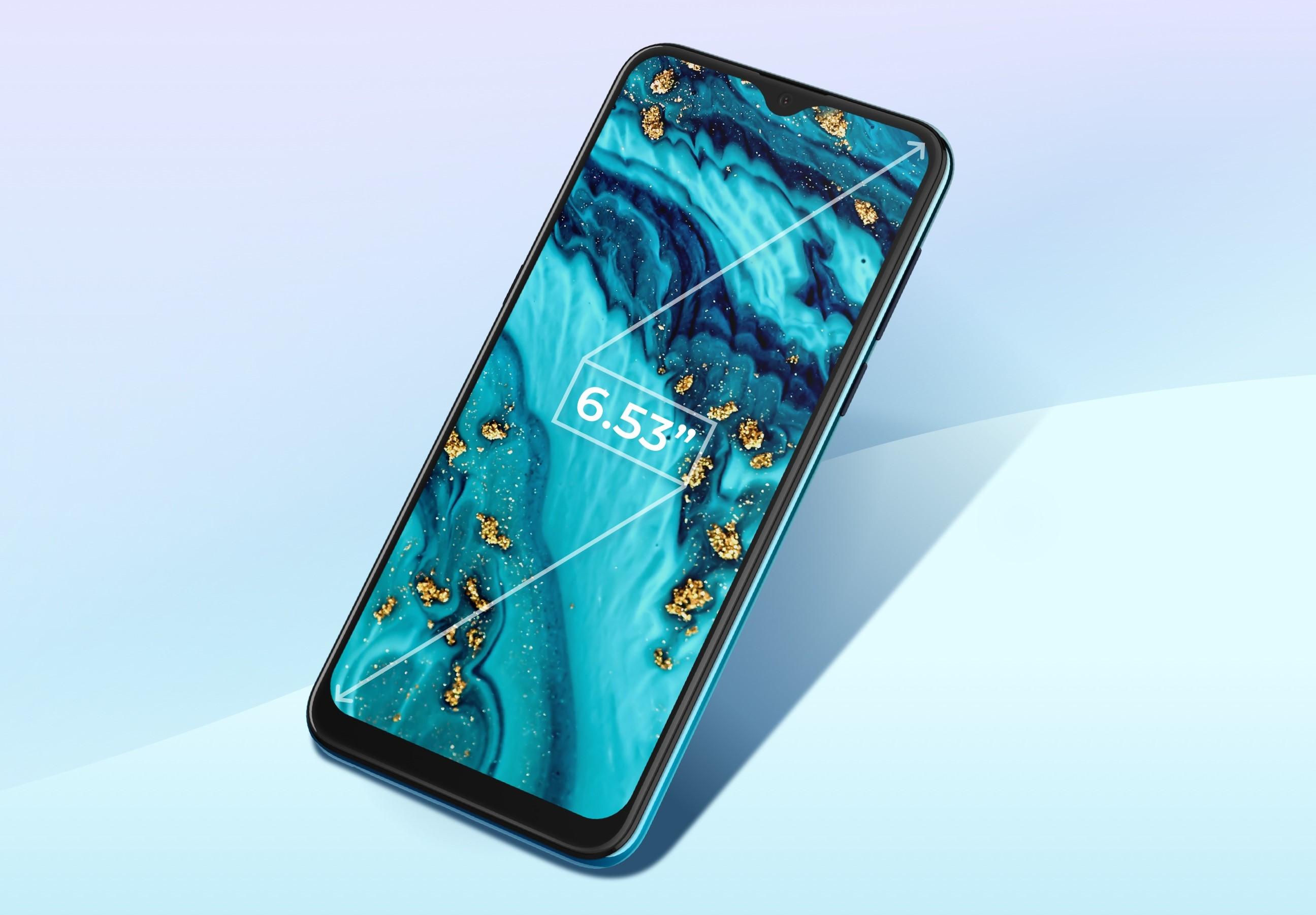 Pierwszy smartfon HTC w tym roku. Wildfire R70 to ucieleśnienie androbiedy