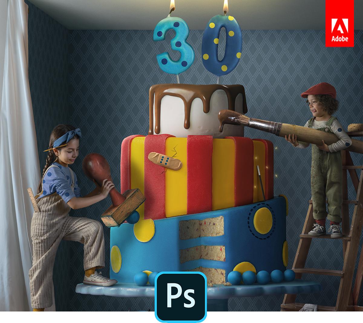30 urodziny Photoshopa - wszystkiego najlepszego :) 14