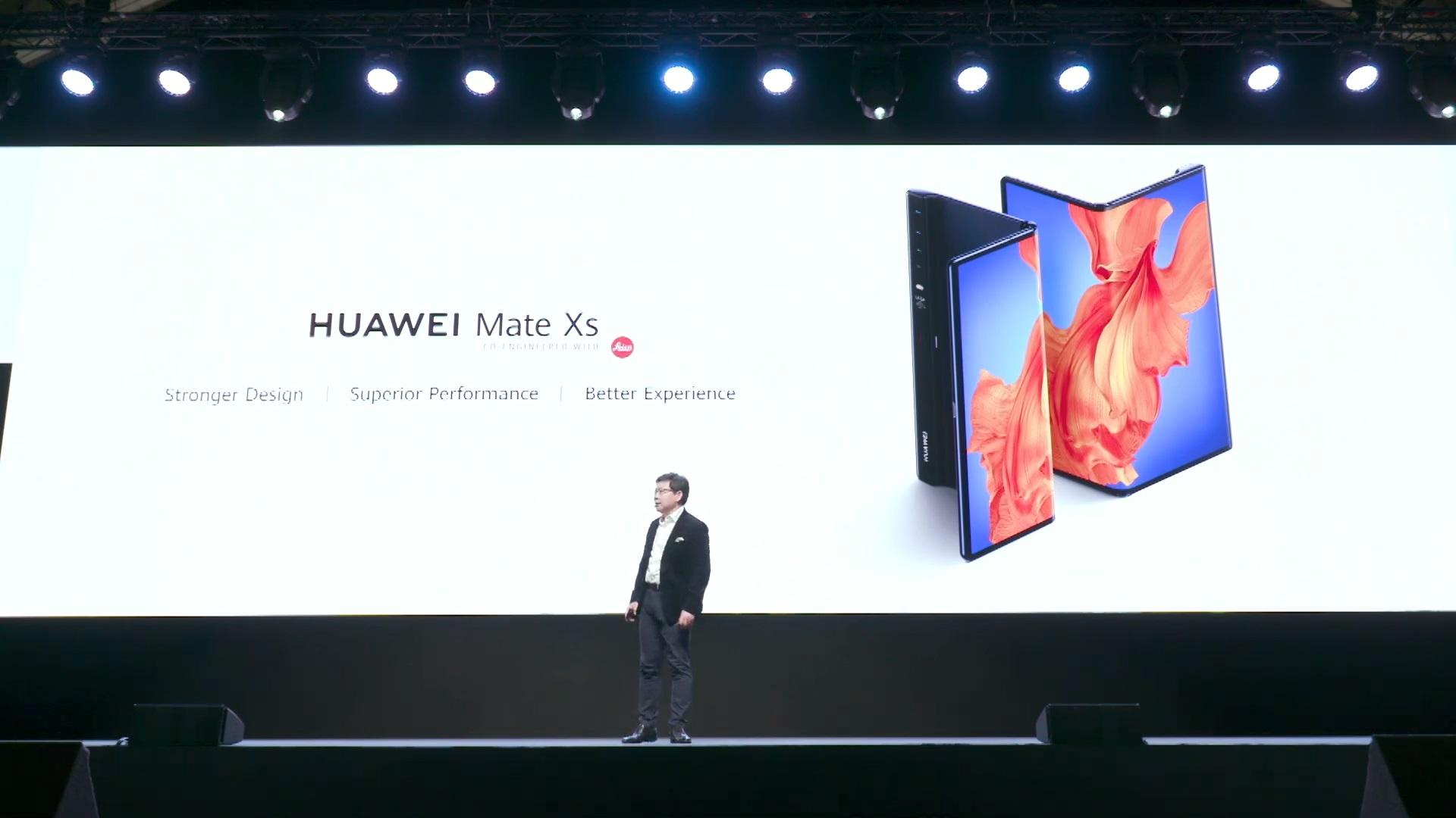 składany smartfon Huawei Mate Xs