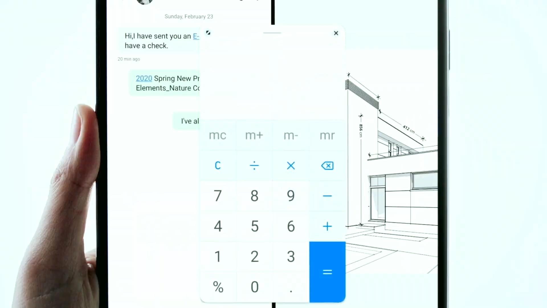 Huawei zaprezentował kolejną, lepszą odsłonę składanego smartfona - Huawei Mate Xs 20