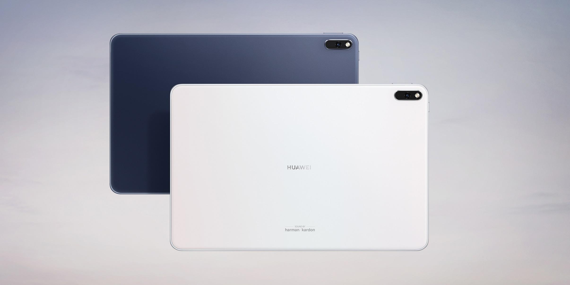 Spodziewajcie się dwóch nowych tabletów Huawei: ośmiocalowego i dziesięciocalowego MatePada 21