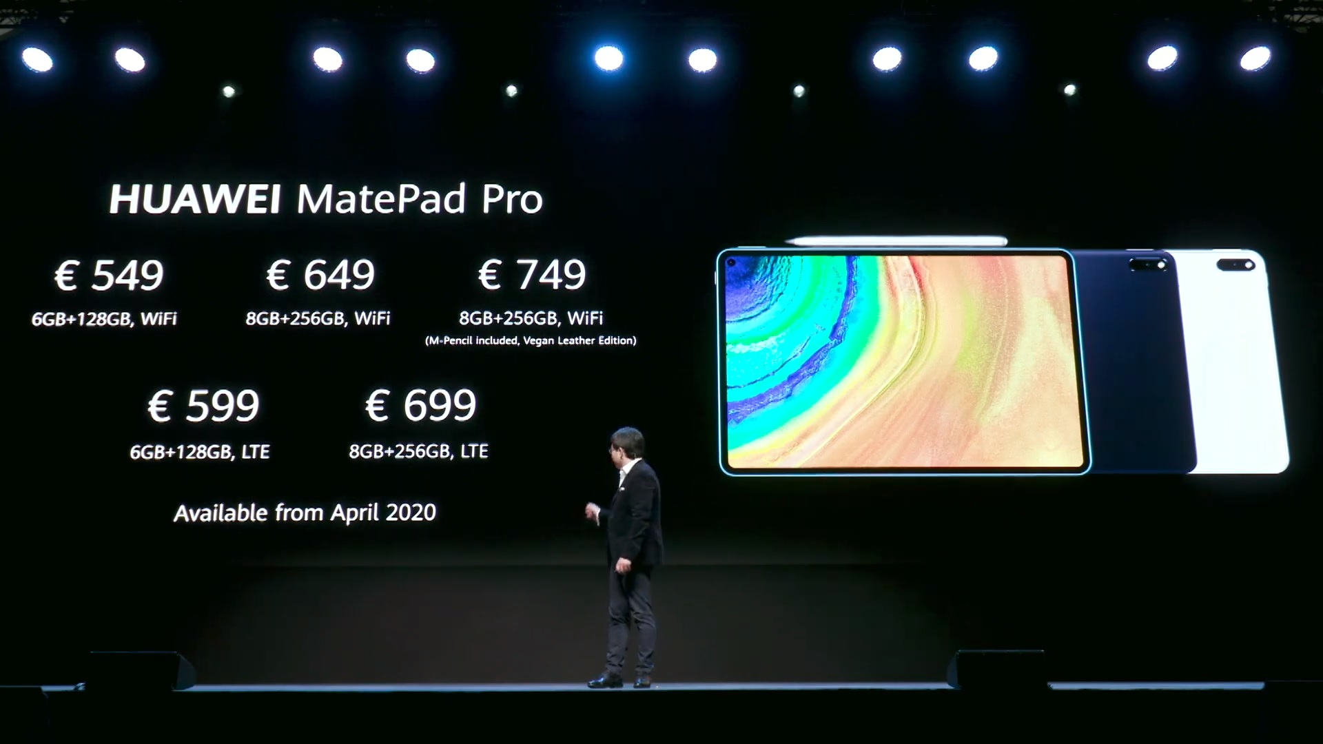 tablet Huawei MatePad Pro ceny