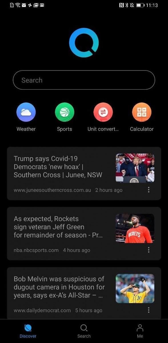 Huawei stawia kolejny krok w kierunku samodzielności i pracuje nad własną wyszukiwarką 21