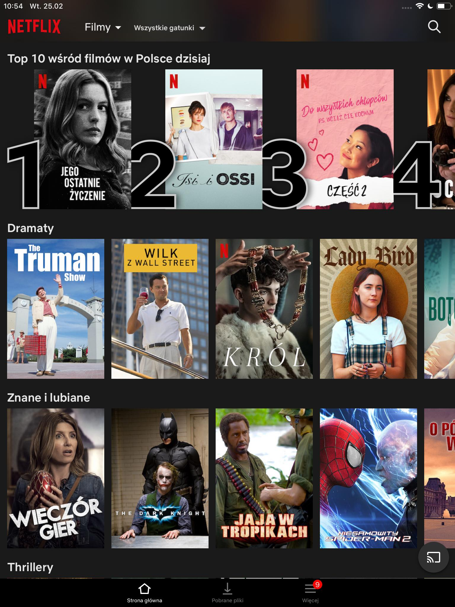 W końcu można sprawdzić, co najlepiej ogląda się na Netflix w Polsce. Zaskoczeni?