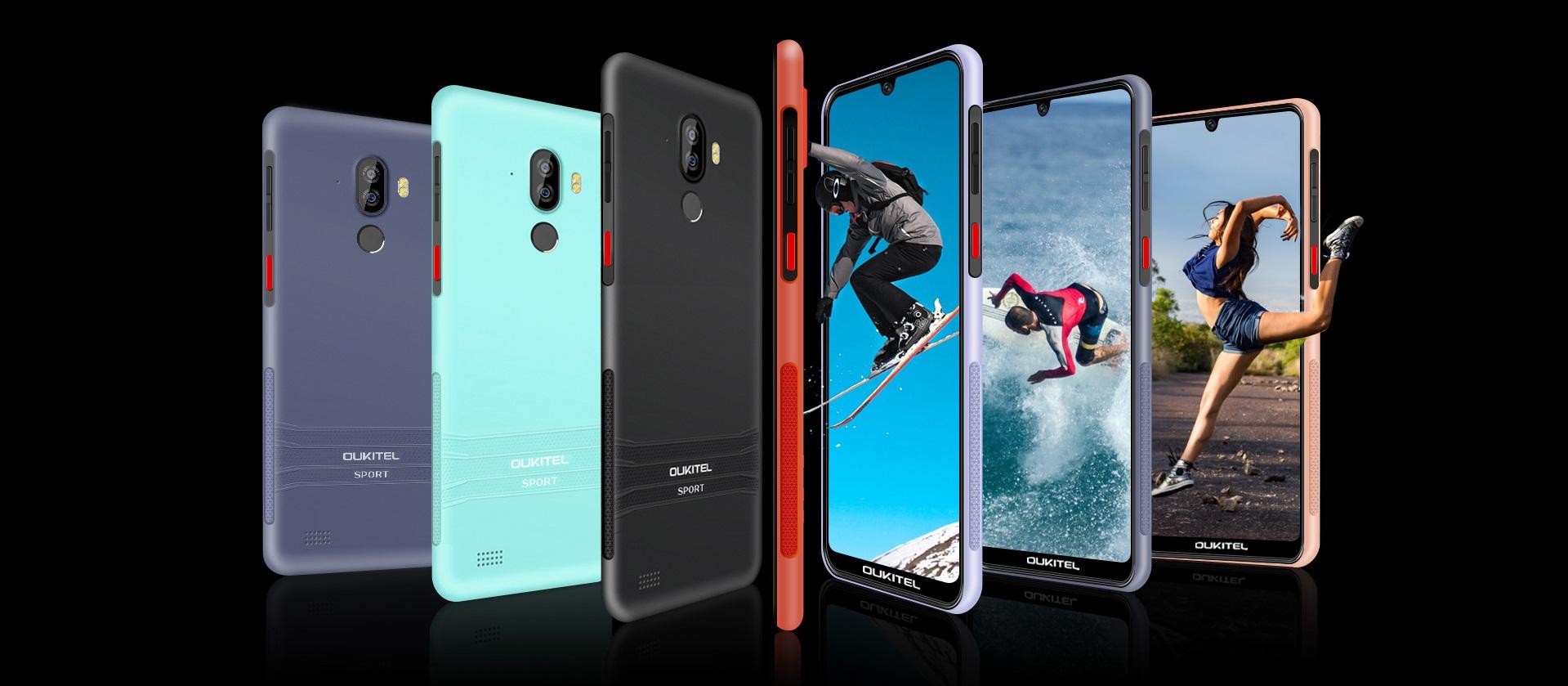 smartfon Oukitel Y1000
