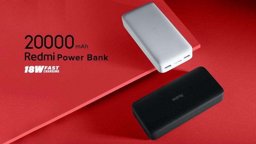 Redmi 20000 mAh Power Bank
