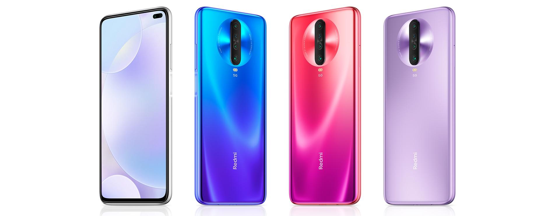 smartfon Redmi K30 5G