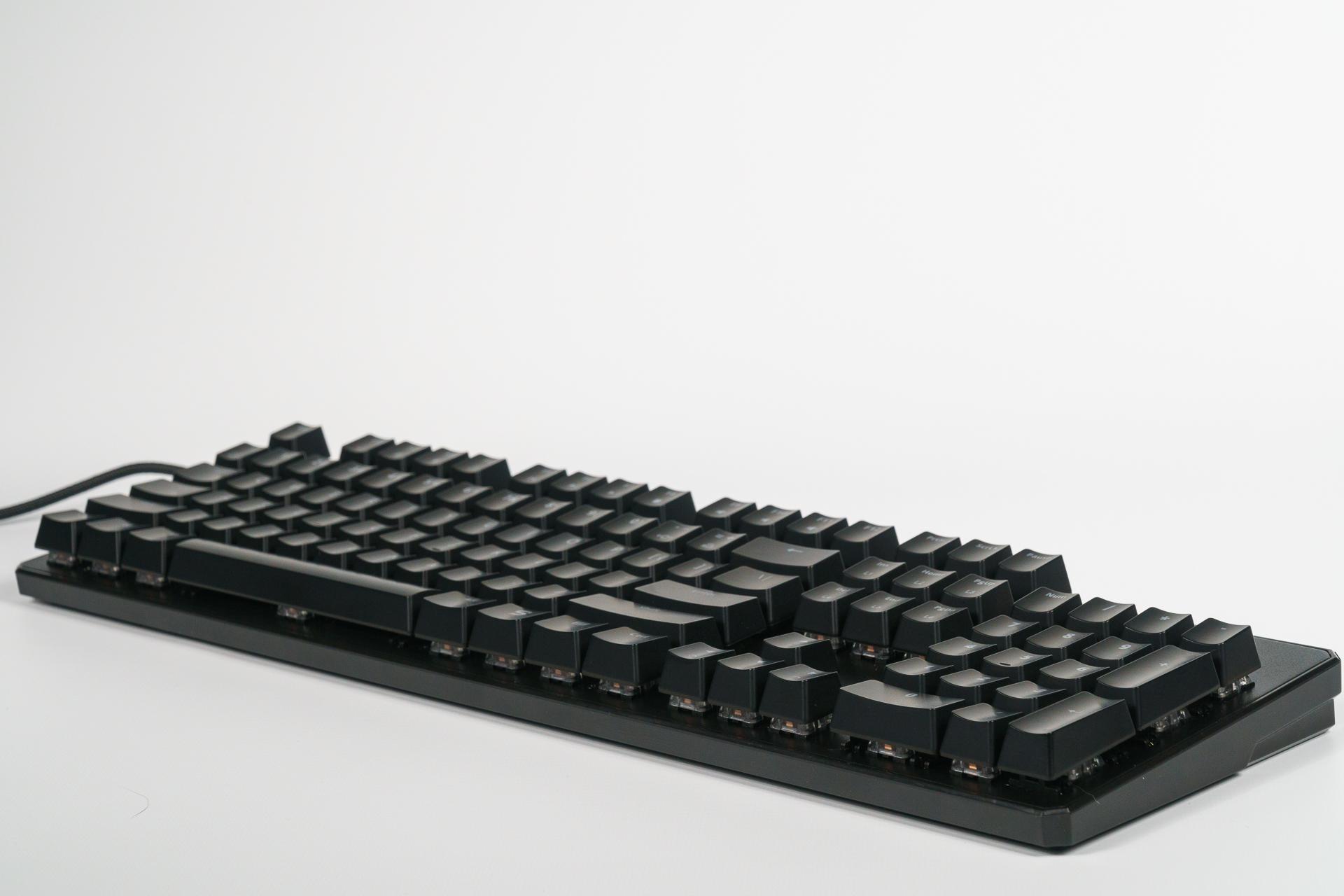 Klawiatura SPC Gear GK540 Magna - solidna jak czołg