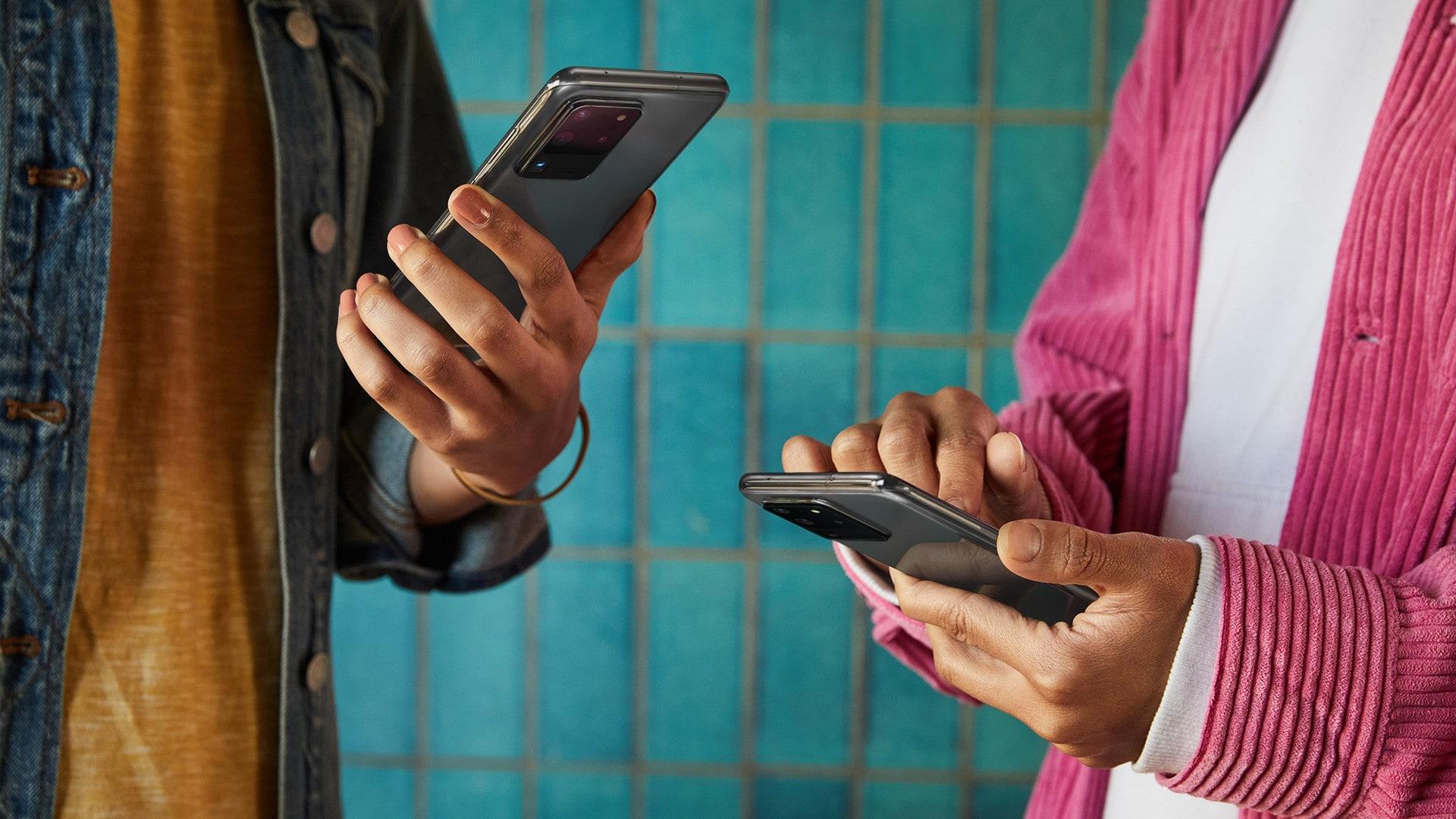 smartfon Samsung Galaxy S20 Ultra