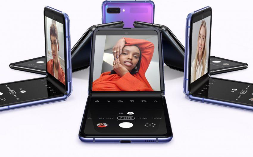 składany smartfon Samsung Galaxy Z Flip