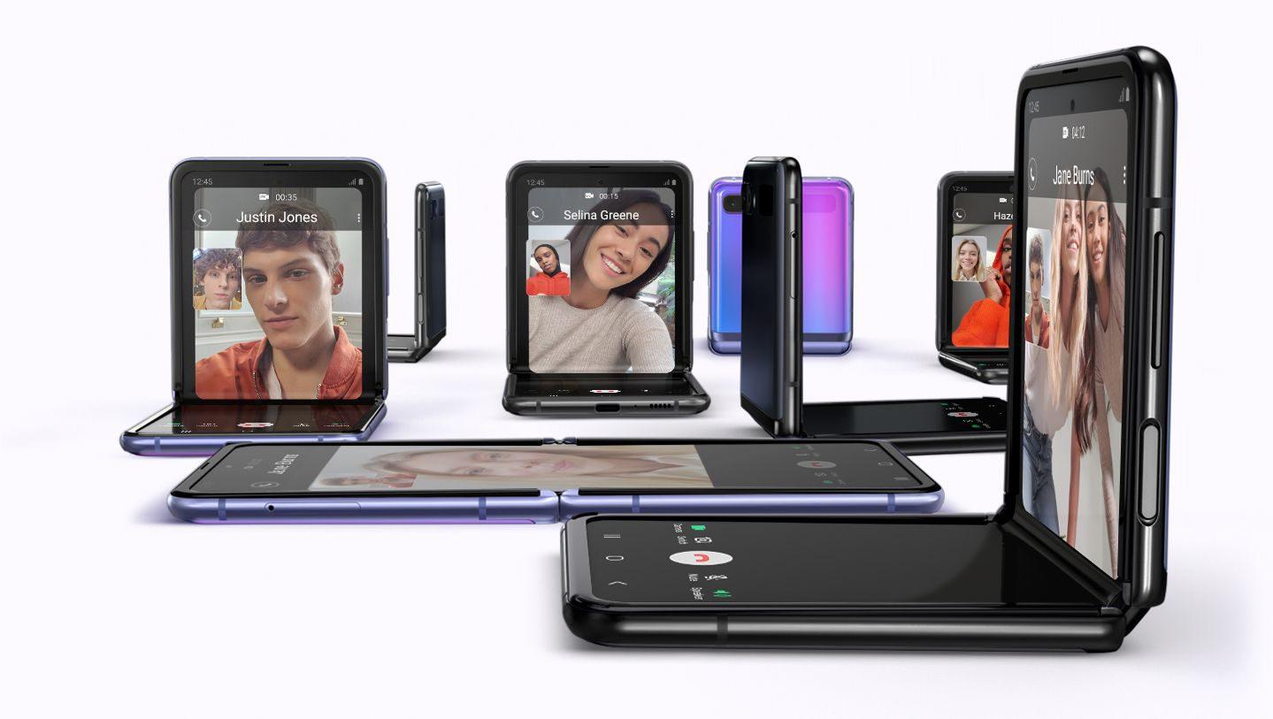 Drugie, lepsze podejście Samsunga do składanych ekranów: oto Galaxy Z Flip 25