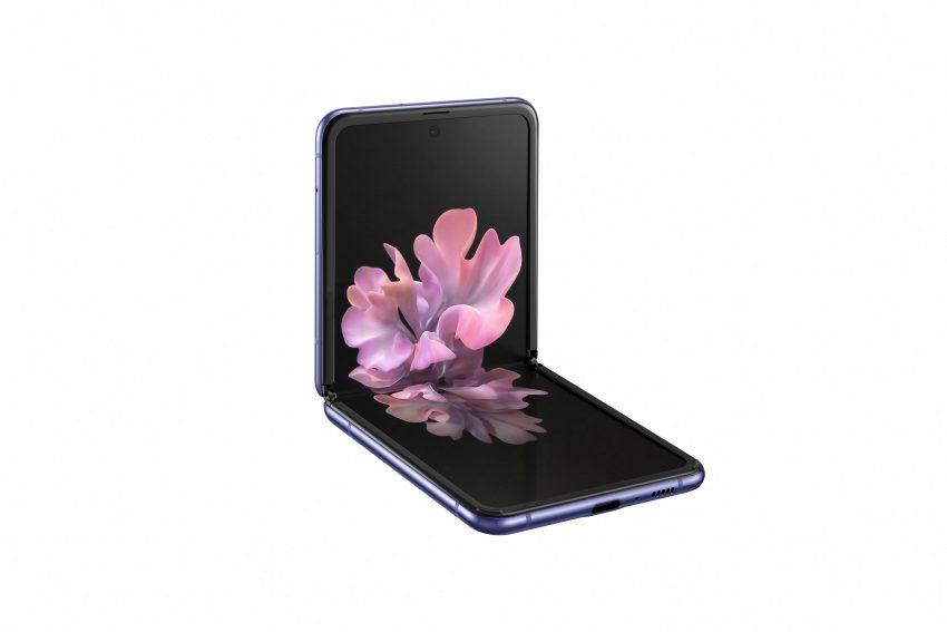 Drugie, lepsze podejście Samsunga do składanych ekranów: oto Galaxy Z Flip 26