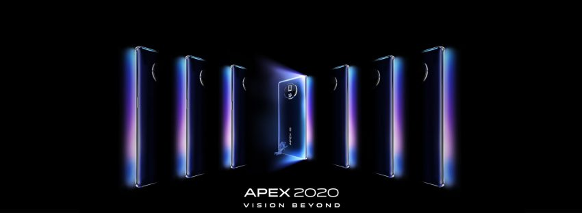 smartphone Vivo APEX 2020