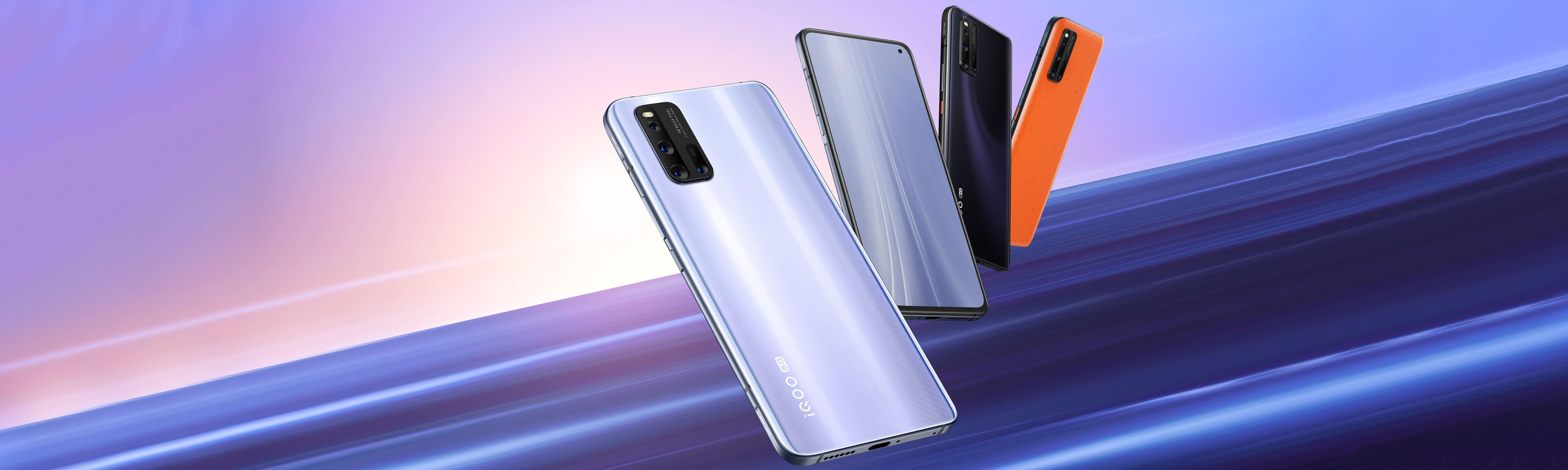 smartfon Vivo iQOO 3 5G