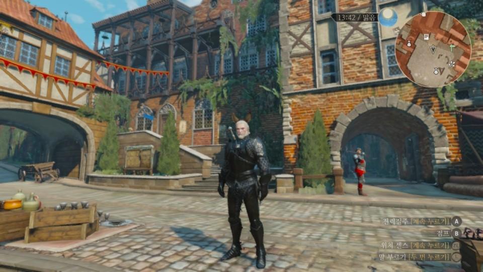 Nowe szaty króla — Wiedźmin 3 na Switcha z dużą aktualizacją