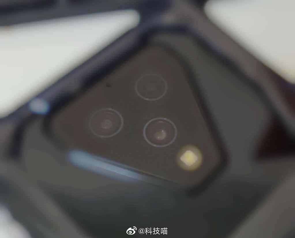Xiaomi Black Shark 3 camera