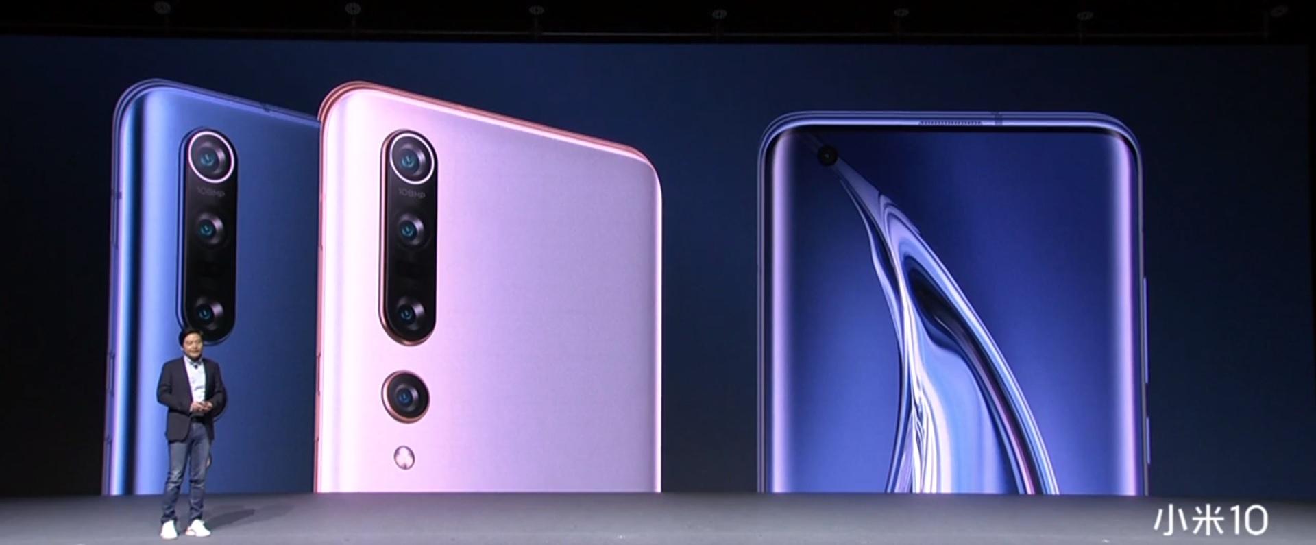 smartfon Xiaomi Mi 10 Pro