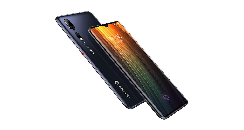 smartfon ZTE Axon 10s Pro