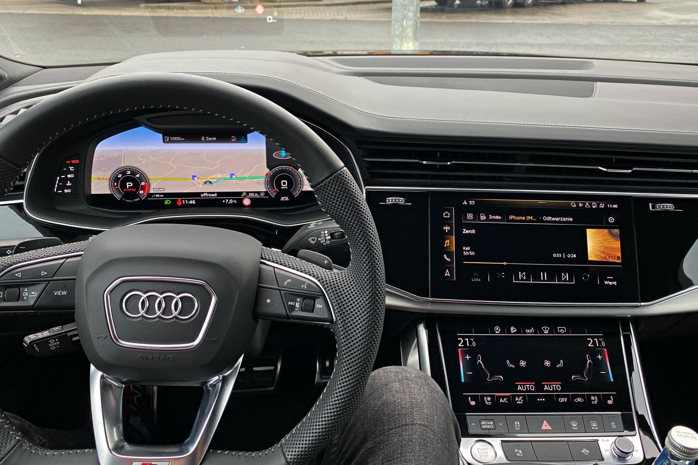 Apple ma pomysł na ekrany umieszczone bezpośrednio w szybach samochodowych