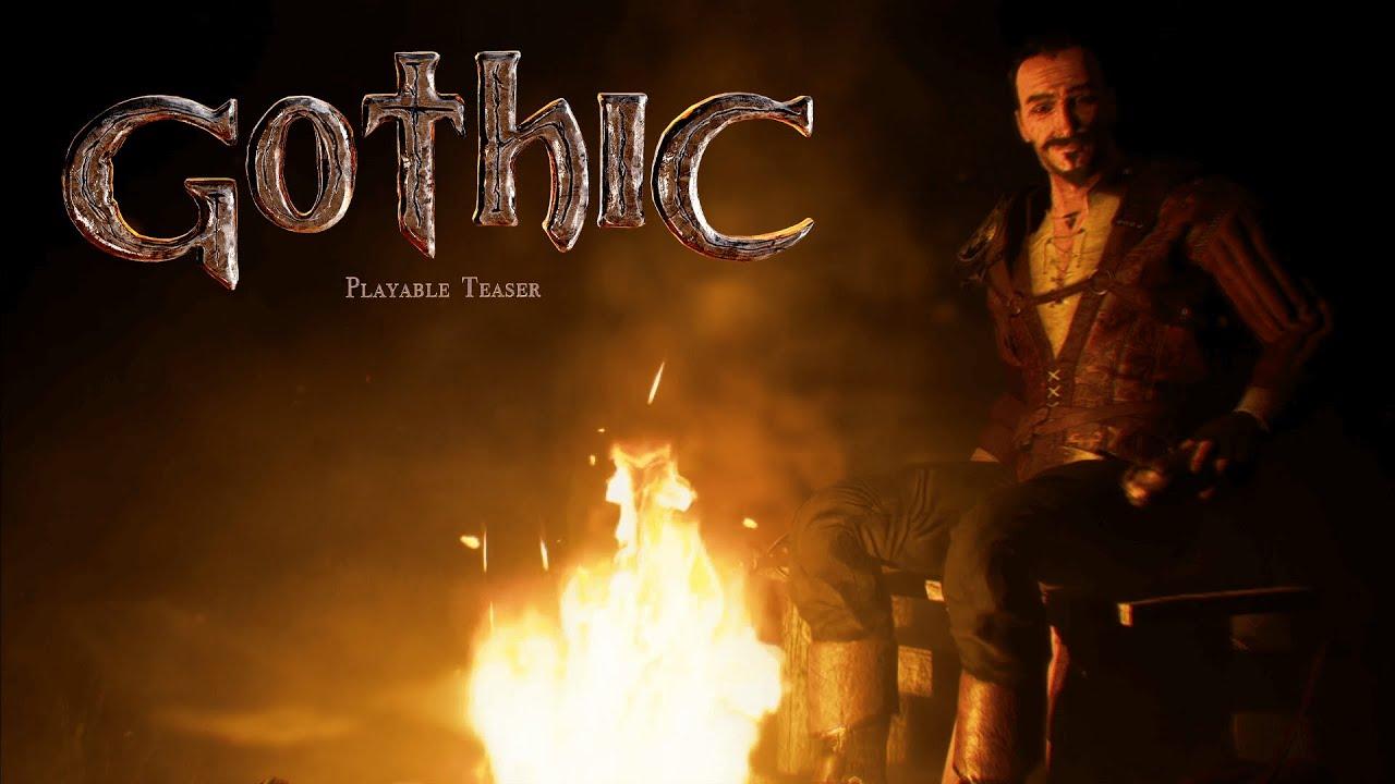 Miłe zaskoczenie - Gothic: Remake pojawi się również na konsolach 17