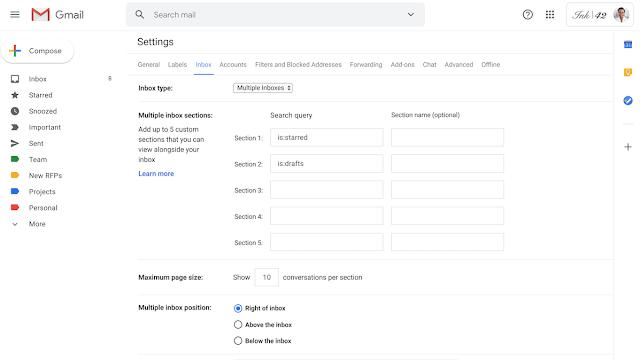 Google dał, Google zabrał. Będą zmiany w obsłudze wielu skrzynek pocztowych Gmail 20