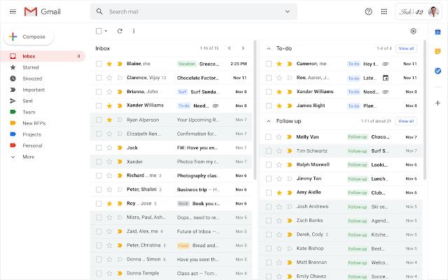 Google dał, Google zabrał. Będą zmiany w obsłudze wielu skrzynek pocztowych Gmail 21