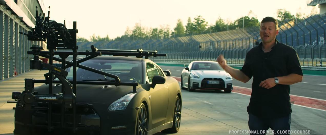 Jak nagrywać najszybsze samochody na torze? Zobaczcie