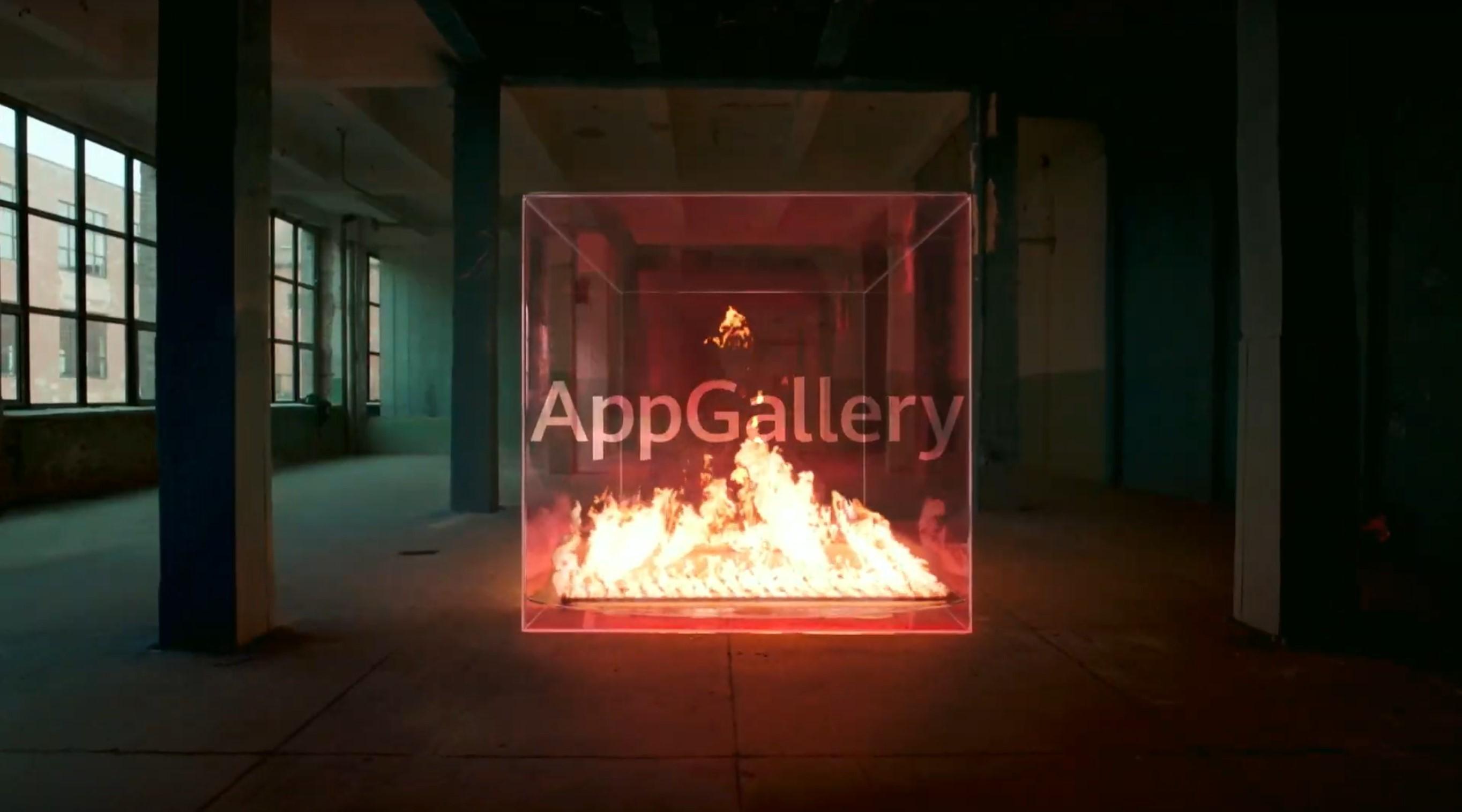 Huawei życzyłoby sobie legalnej obecności aplikacji Google w sklepie App Gallery 19