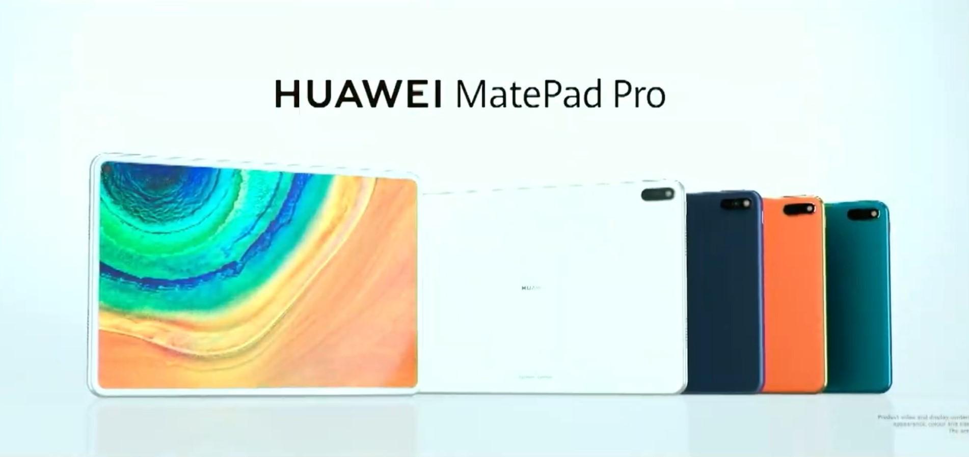 Huawei prezentuje MatePad Pro 5G - pierwszy tablet z ładowaniem bezprzewodowym 24