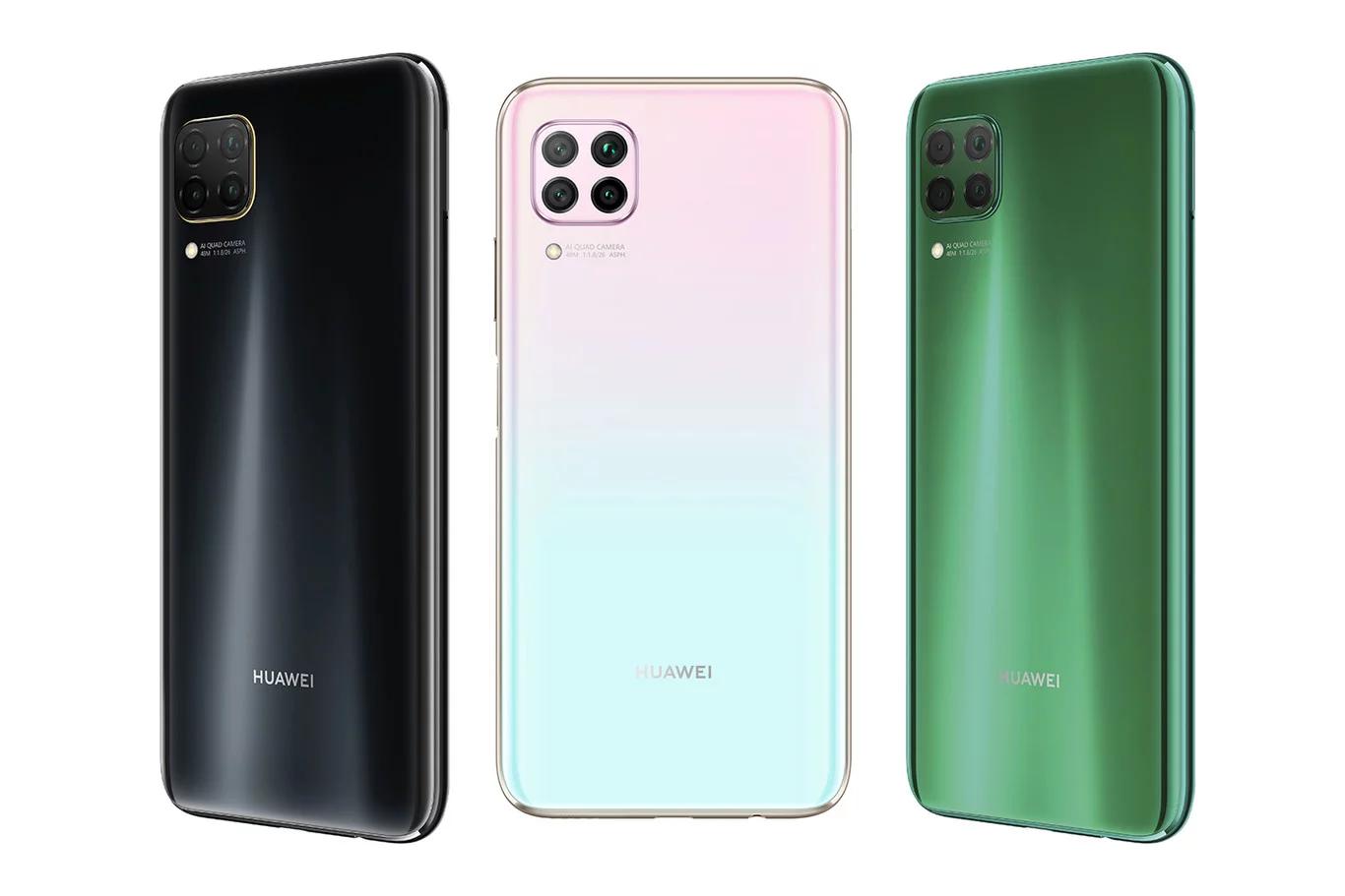 Huawei P40 Lite wreszcie oficjalnie. Znacie go już pod inną nazwą