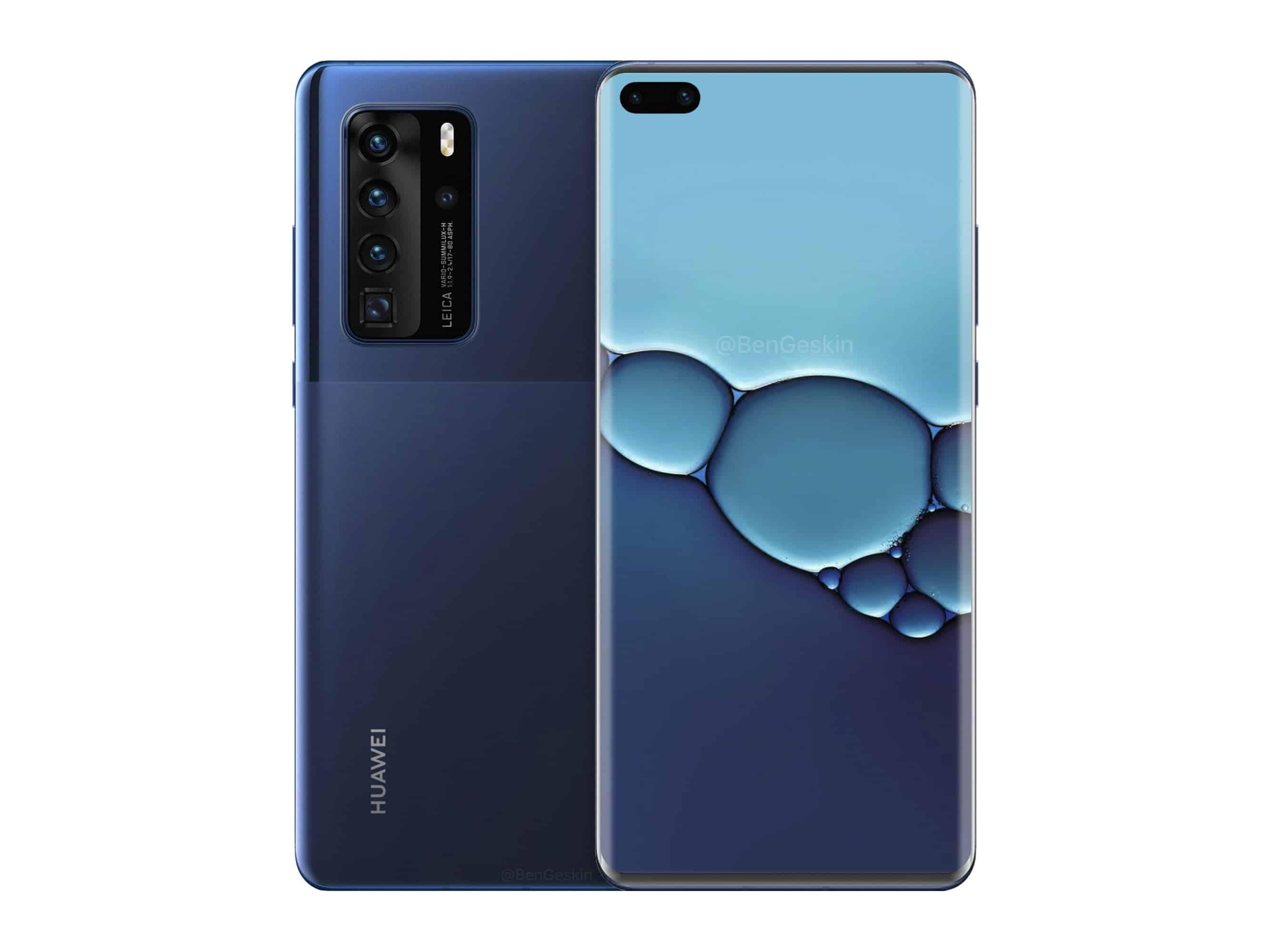 Huawei P40 dostanie 52-megapikselowy aparat od Sony. Chińczycy nie podążą za trendem? 20