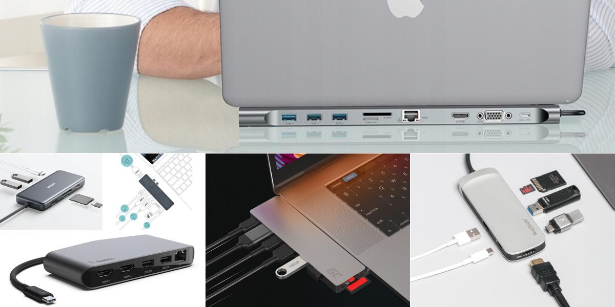 Brakuje Ci portów w laptopie? Te akcesoria mogą Cię zainteresować 24