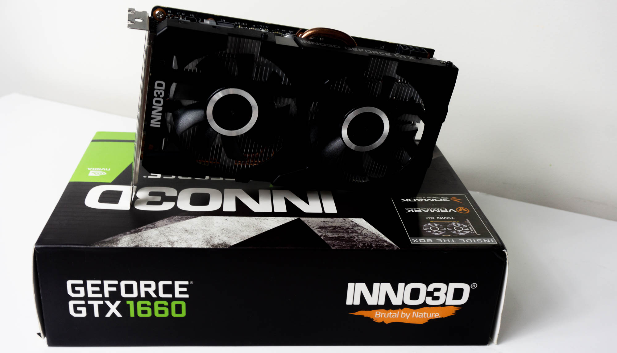 Ciekawy średniak zielonych: Inno3D GeForce GTX 1660 (recenzja)