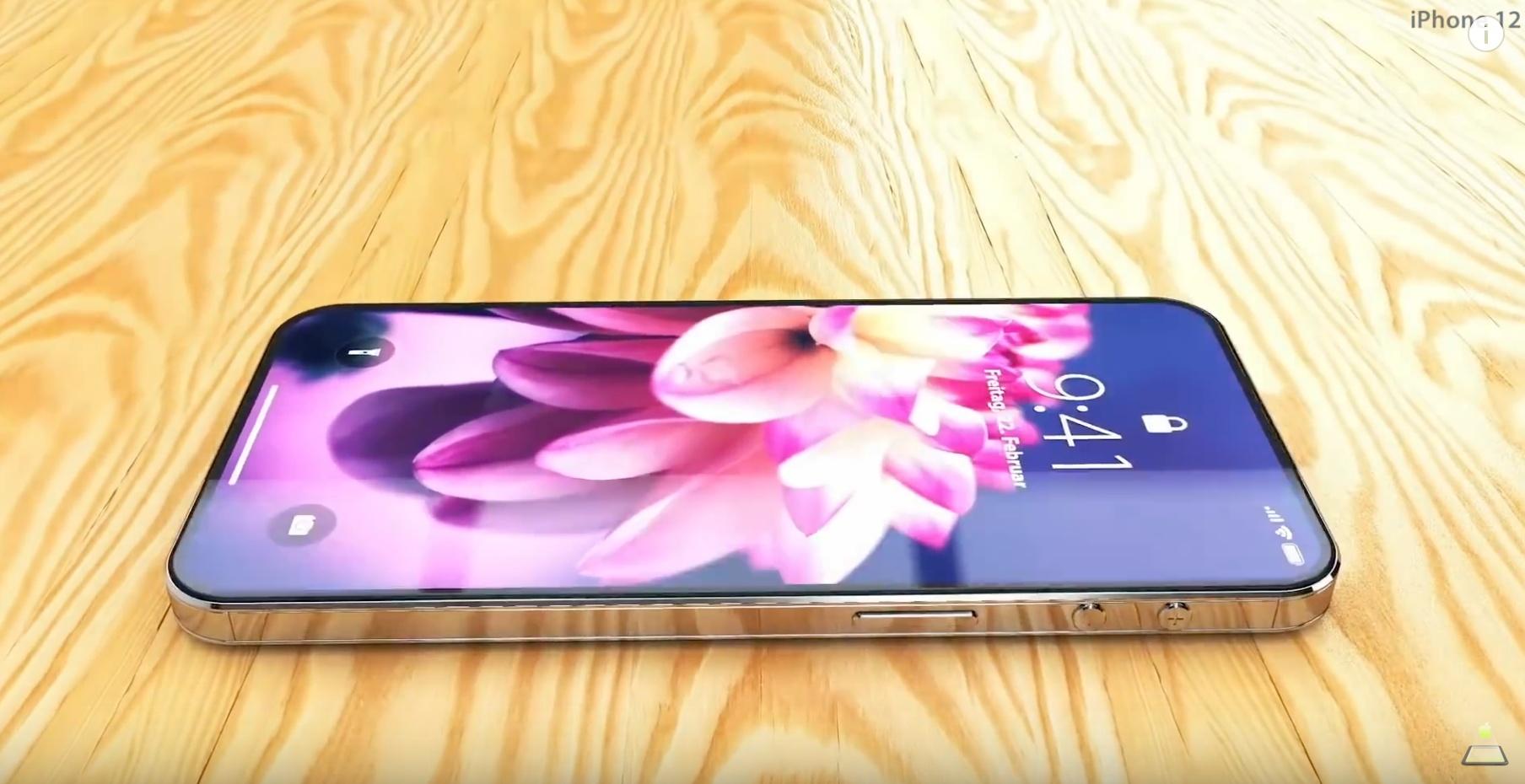 Koncept iPhone'a 12 – w takim smartfonie można się zauroczyć 20
