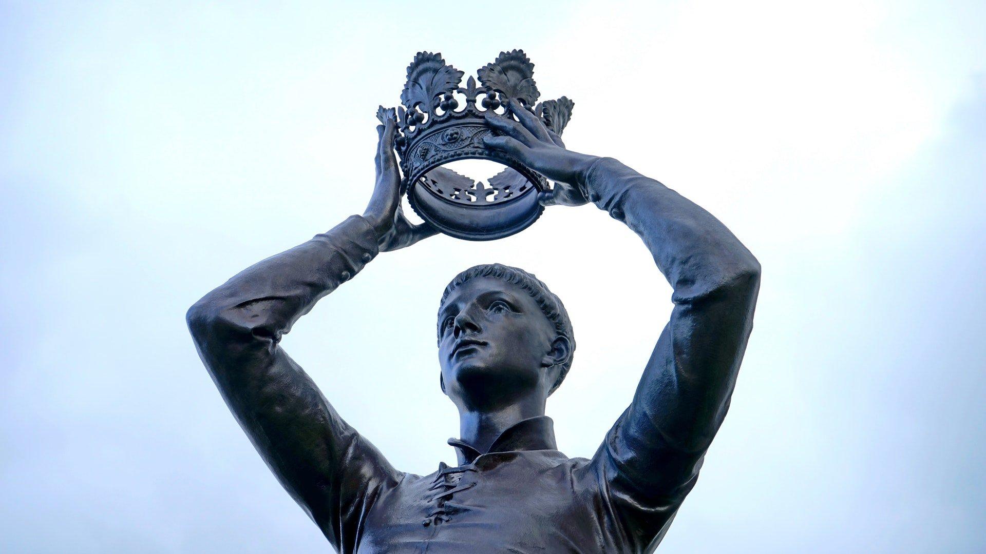 król king korona winner zwycięzca