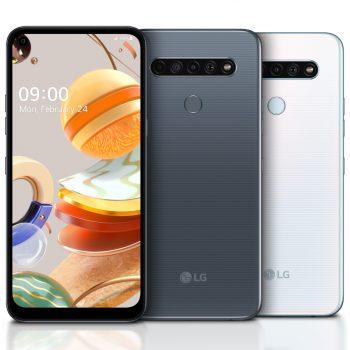LG wprowadza do Polski flagowego V60 ThinQ 5G i trzy smartfony z niższej półki. Znamy ceny!