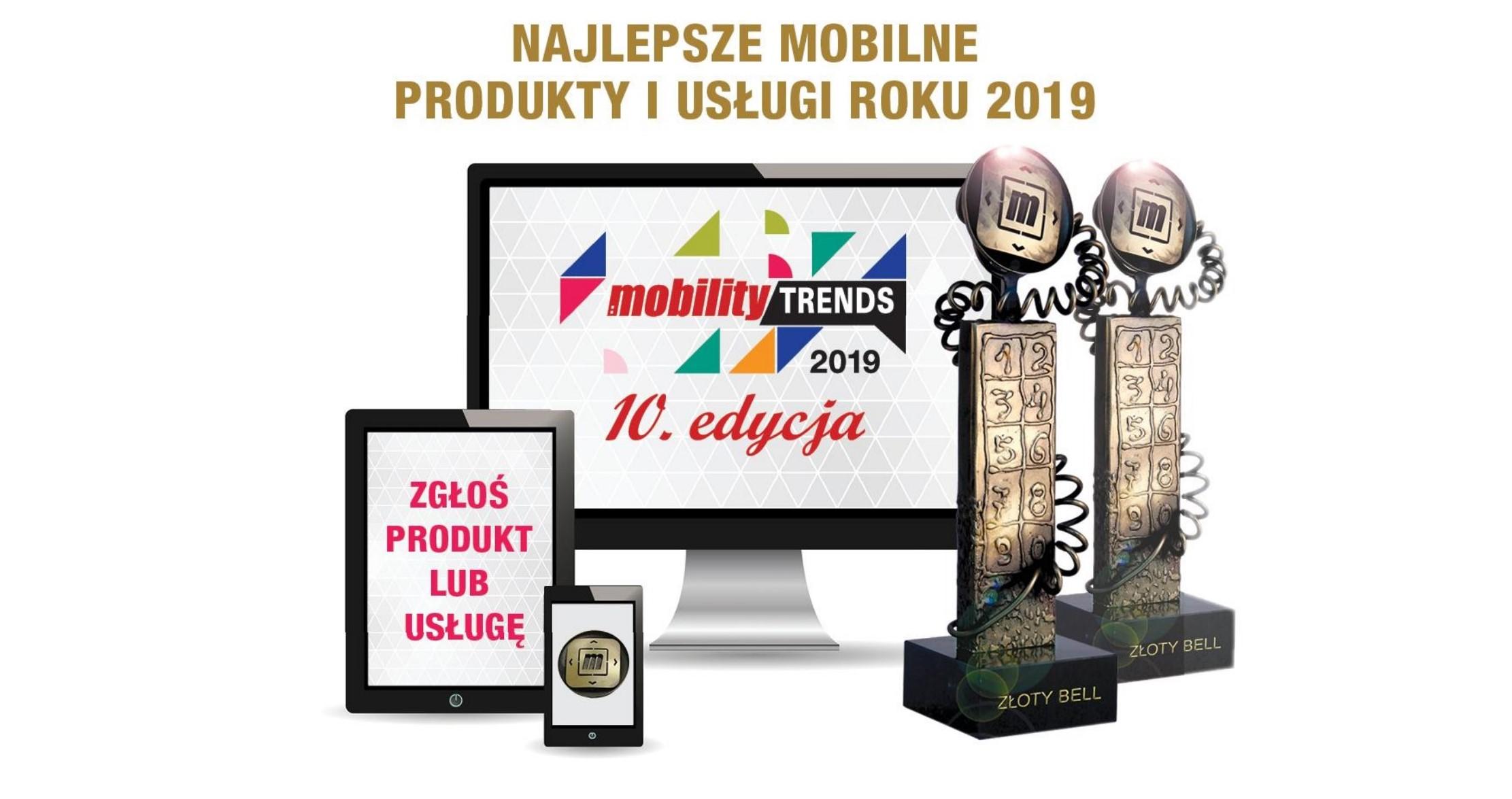 10. edycja plebiscytu Mobility Trends - dla uczestników przewidziano nagrody! 19