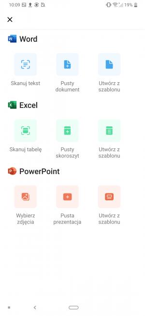 Nowy Microsoft Office na Androida – jedna aplikacja, by wszystkimi rządzić 23