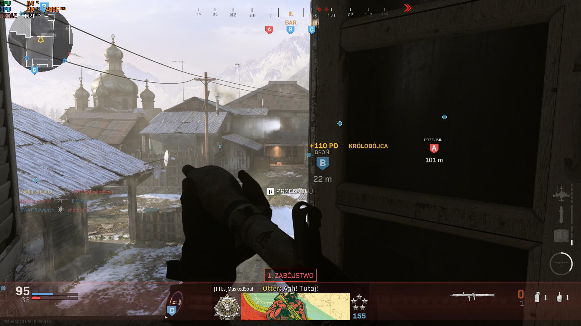Sprawdź bezpłatnie tryb wieloosobowy Call of Duty: Modern Warfare