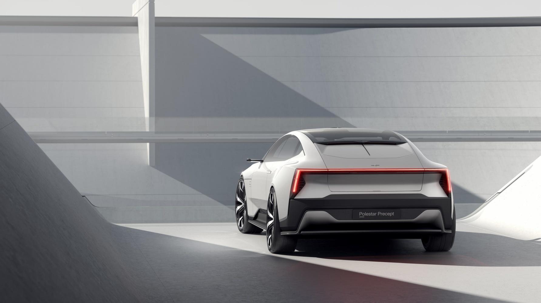 Volvo wyraźnie stawia na Androida. Oto nowy elektryczny koncept Polestara