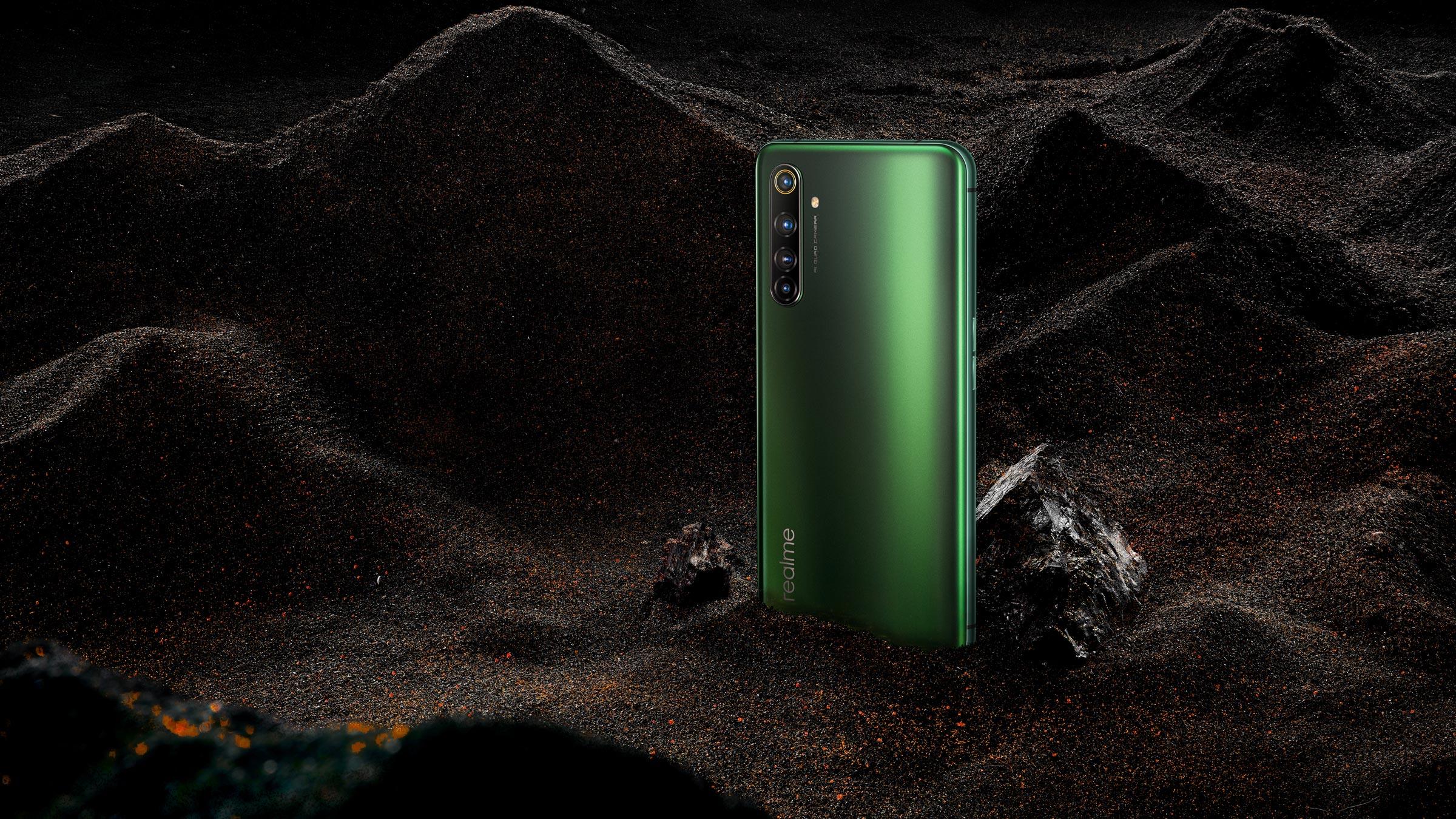 smartfon realme X50 Pro 5G Moss Green
