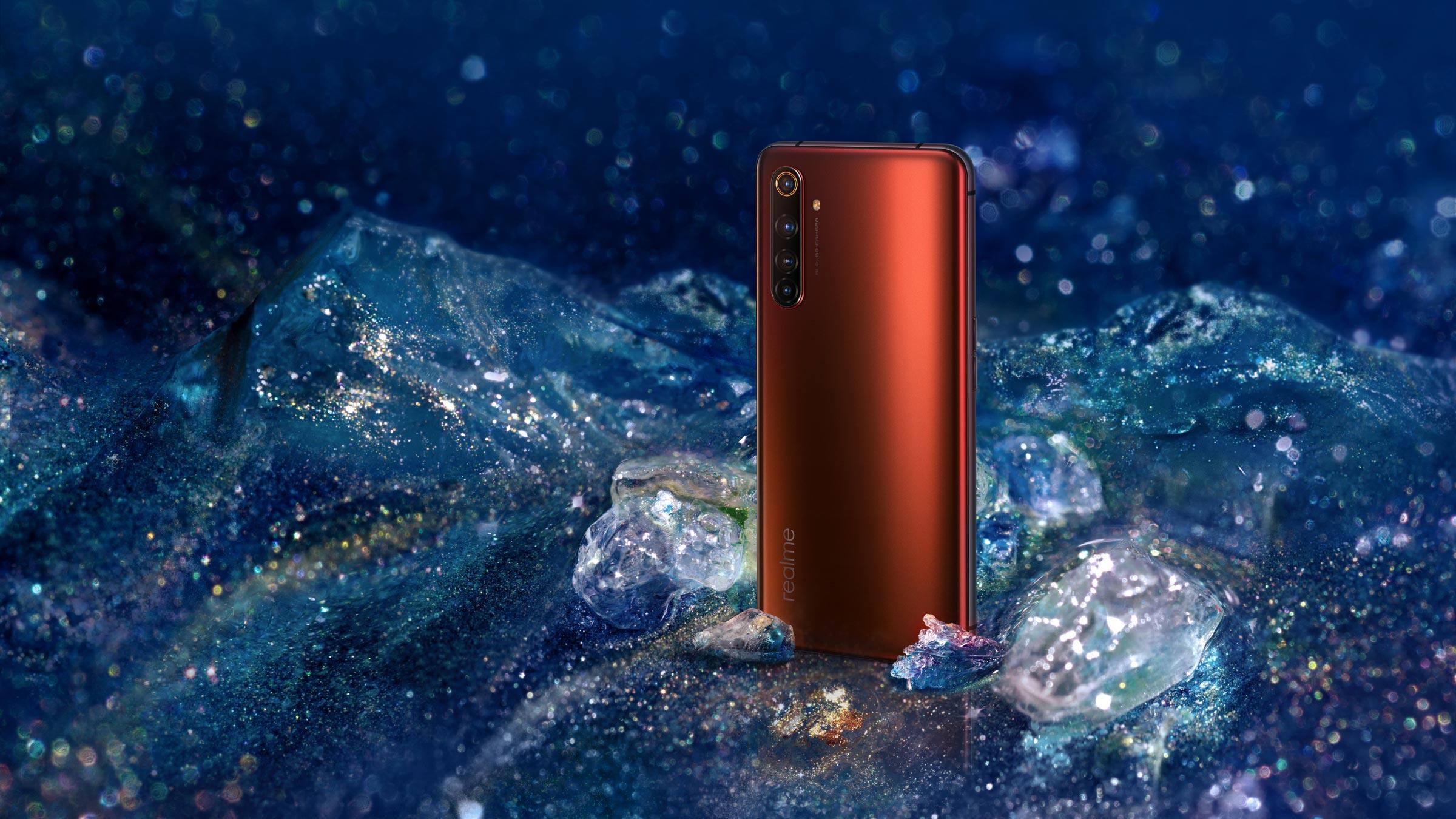 smartfon realme X50 Pro 5G Rust Red