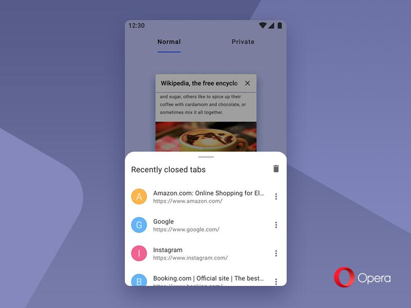 Pierwsza aktualizacja Opery w tym roku wprowadza nowe funkcje trybu czytnika na Androidzie