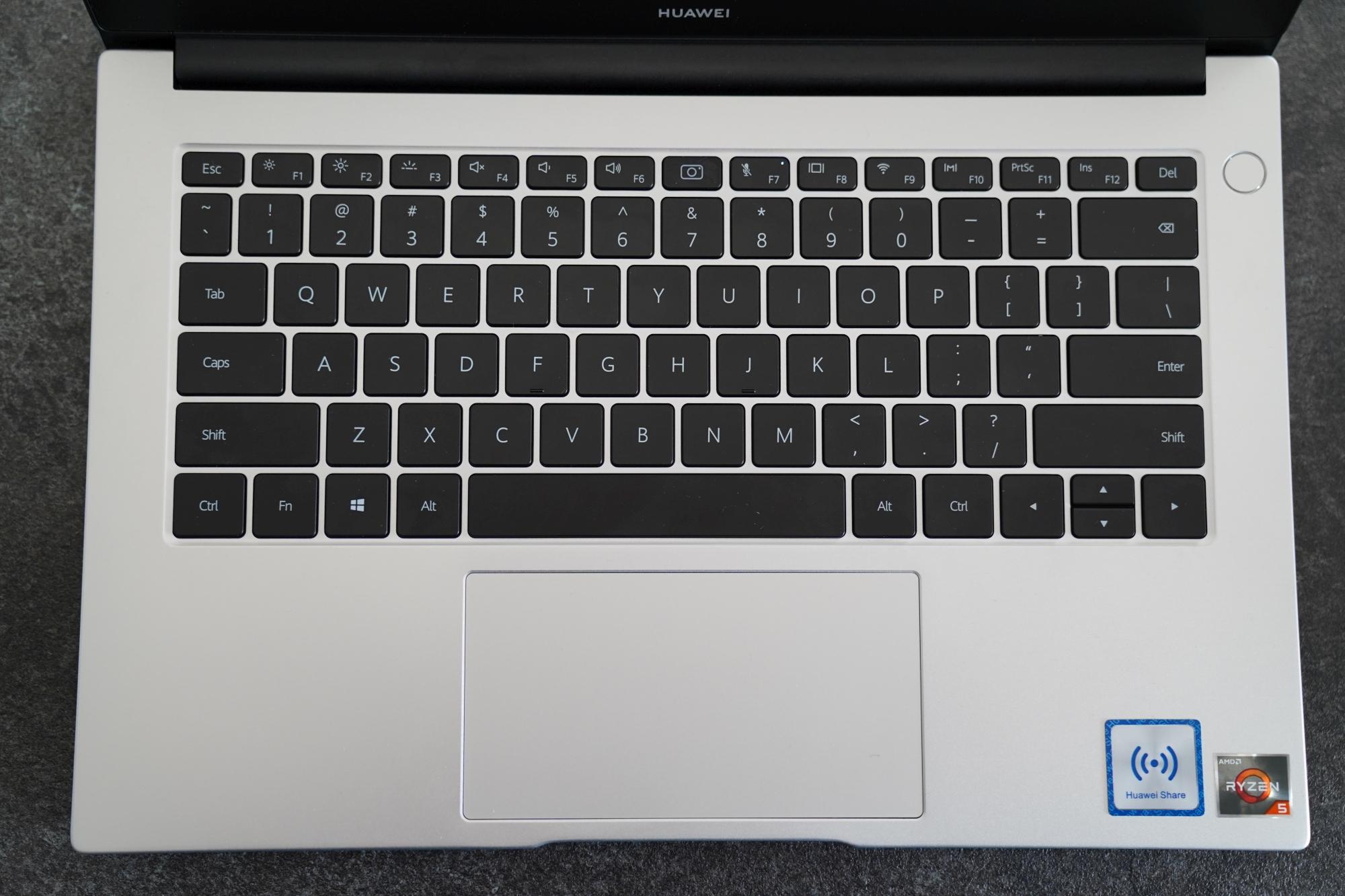 Huawei Matebook D 14 2020 - do biura jak znalazł (recenzja)
