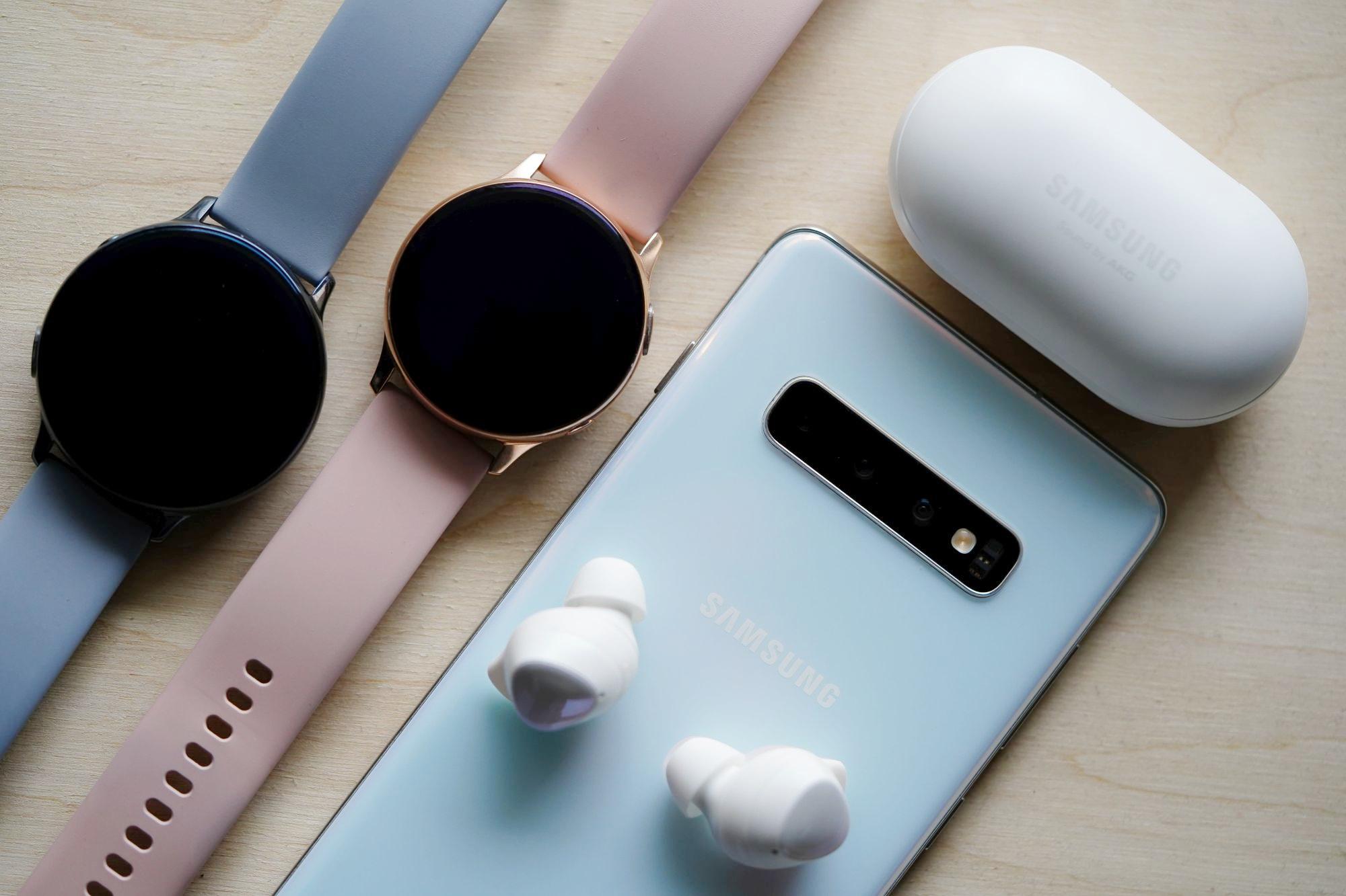 Galaxy S10+, Galaxy Active2 i Galaxy Buds - kiedy smartfon nie gra pierwszych skrzypiec 19